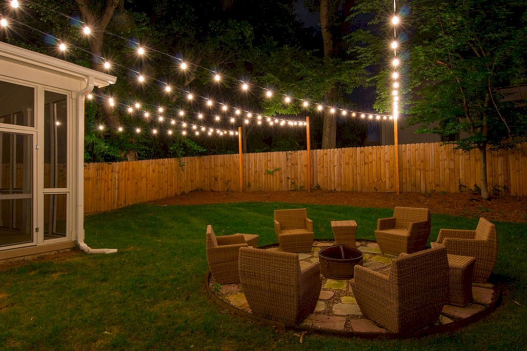 The 7 Best Ways to Light Up Your Backyard   Sansbury Electric